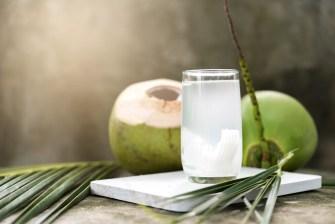 L'eau de coco, source de vie