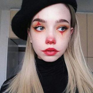 Halloween make up 2019 (2)