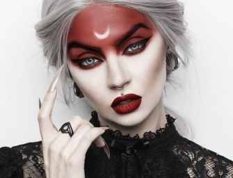 Make up d'Halloween : pour être belle et troublante à la fois
