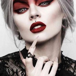Halloween make up 2019 (7)