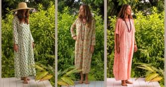 FETIA, une collection fraîche et vaporeuse pour les filles dans le vent