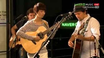 Jason Mraz invite Sungha Jung à jouer «I'am yours»
