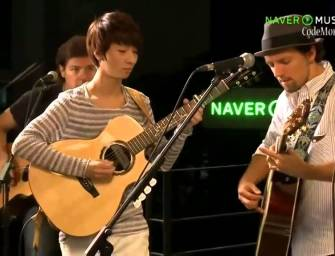 Jason Mraz invite Sungha Jung à jouer « I'am yours »