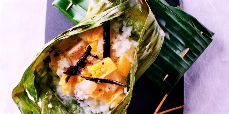 riz-au-lait-de-coco-et-fruits-en-feuille-de-bananier (2)