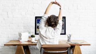 Les astuces pour se relaxer au bureau