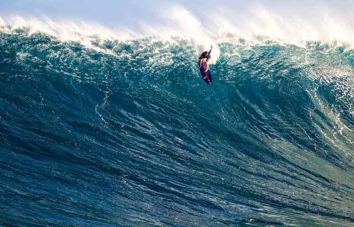 «Life of Kai», une série sur la vie du waterman Kai Lenny