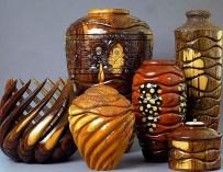 Phil Cristo, artiste sculpteur, met la matière en mouvement
