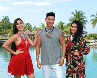 Eurovision France 2021 : le trio du Fenua « AMUI » en lice !