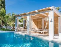 Une superbe villa au sud de l'Espagne