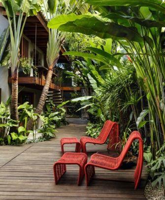 Des idées de jardins balinais exotiques pour vous inspirer