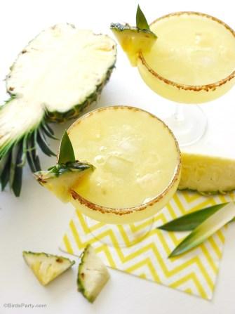 Sangria à l' Ananas et au Rhum