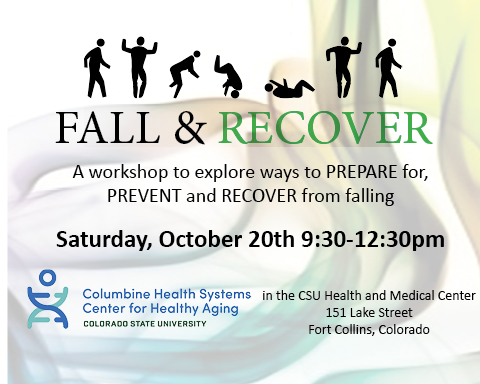 Fall & Recover small flier