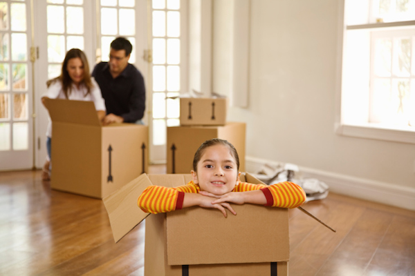 Moving with Kids? Here's How to Make the Transition as Seamless as Possible