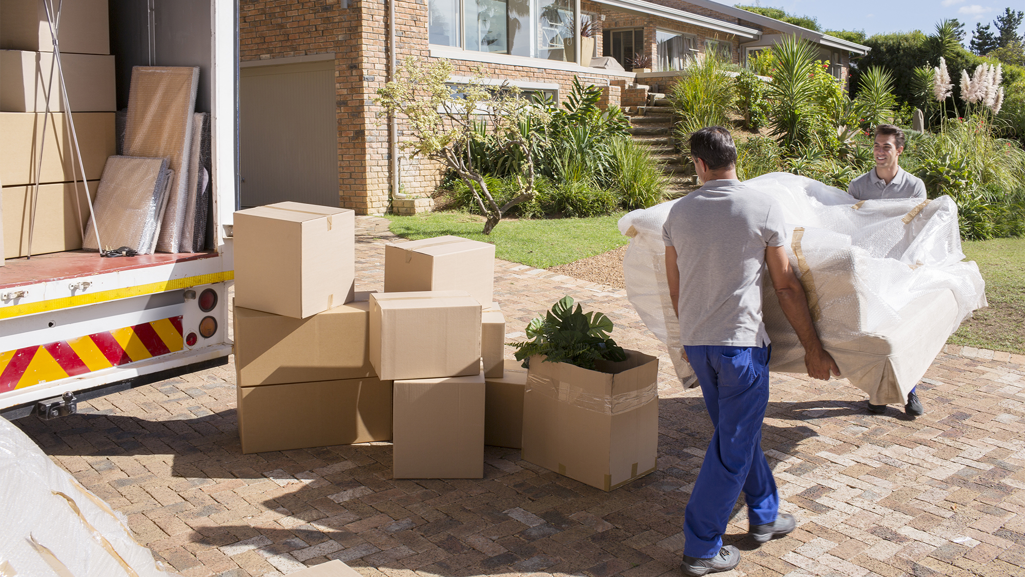 how to hire moving day help moving com