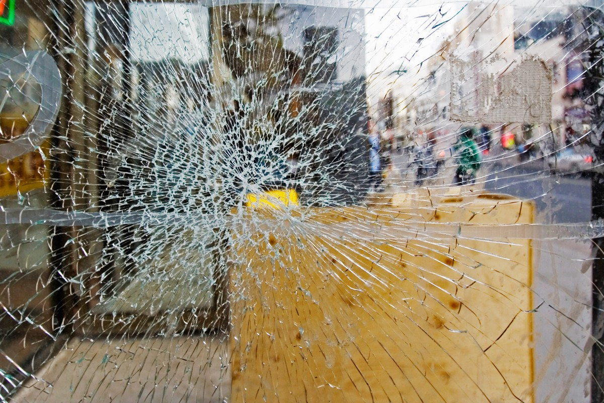 movers damaged property