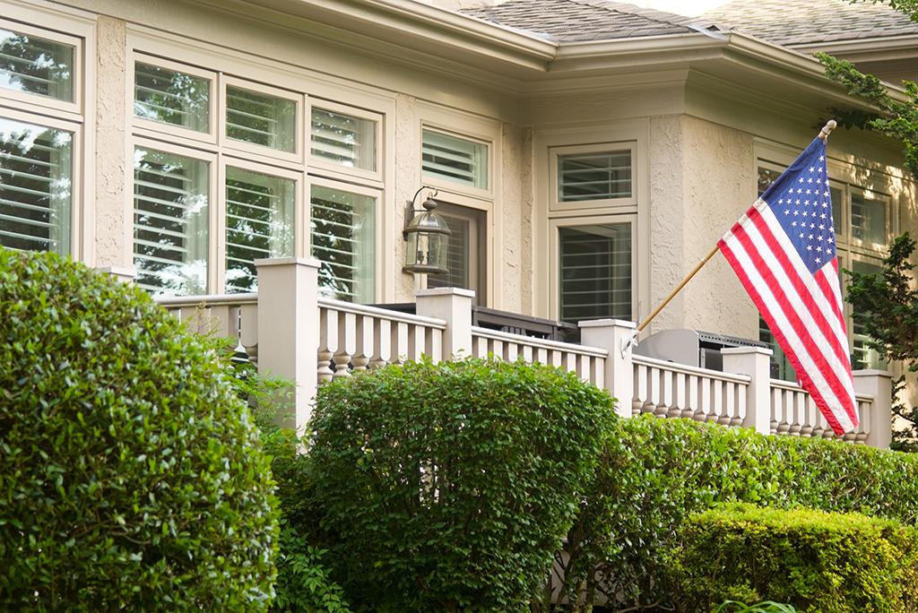 veteran house