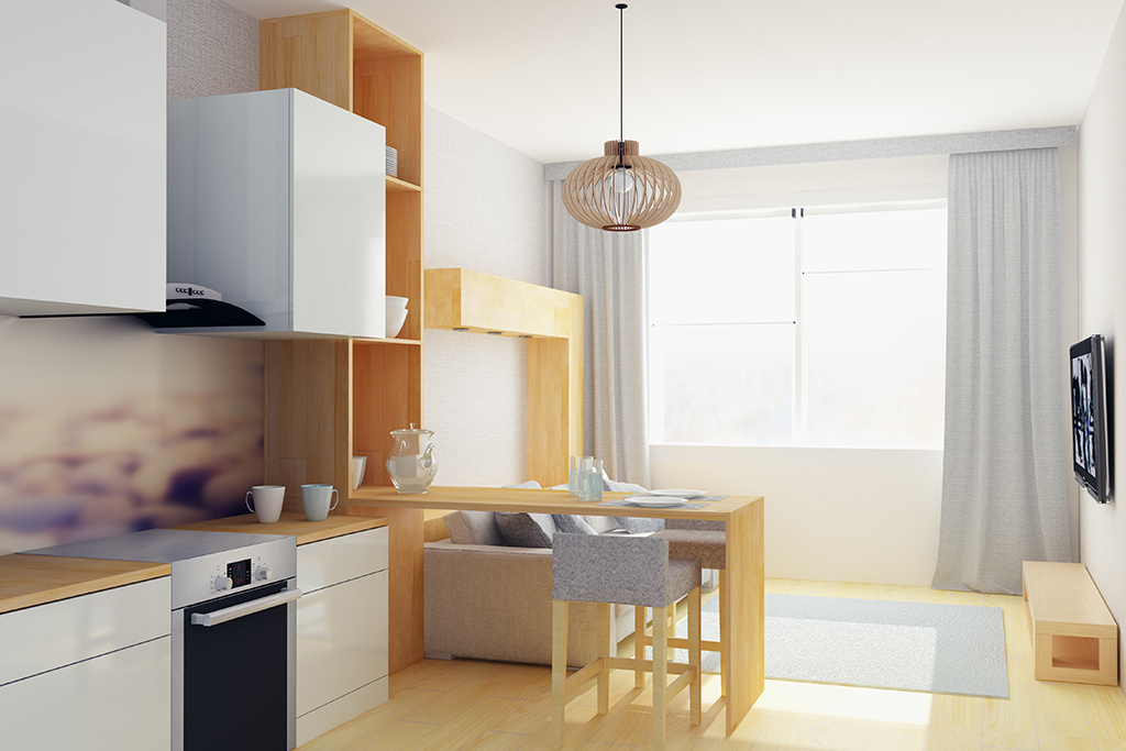 Moving into a Studio Apartment: How to Make your Small Space Liveable