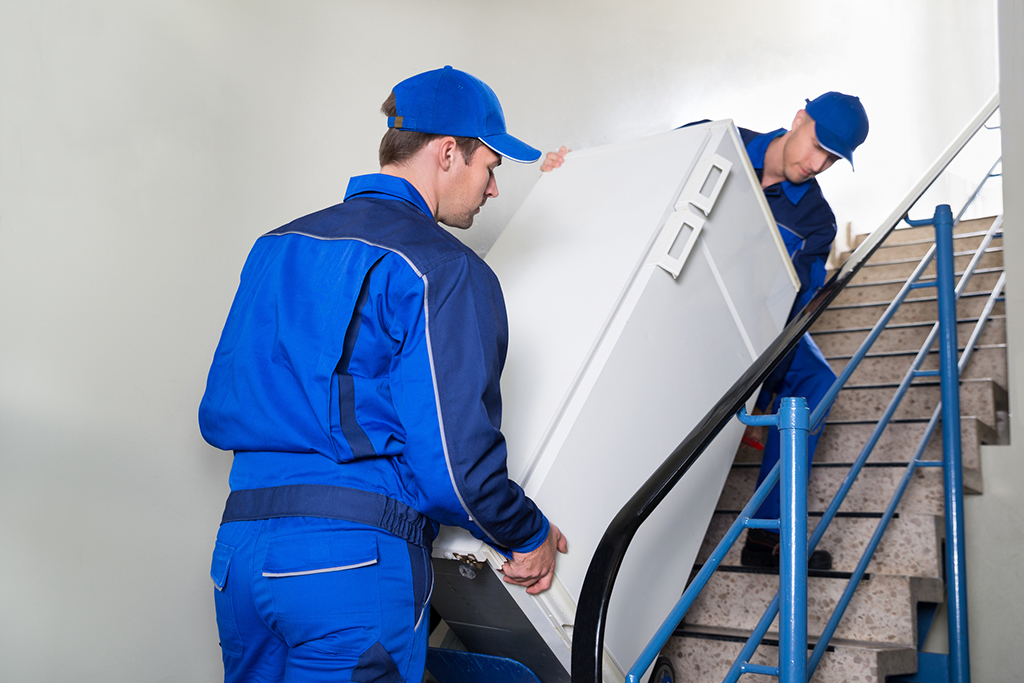 How to Move a Refrigerator Without Breaking Your Back