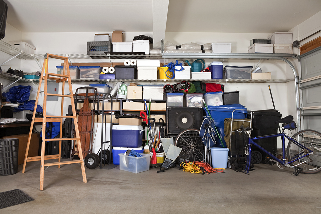 Easy Tips for Packing Up Your Garage