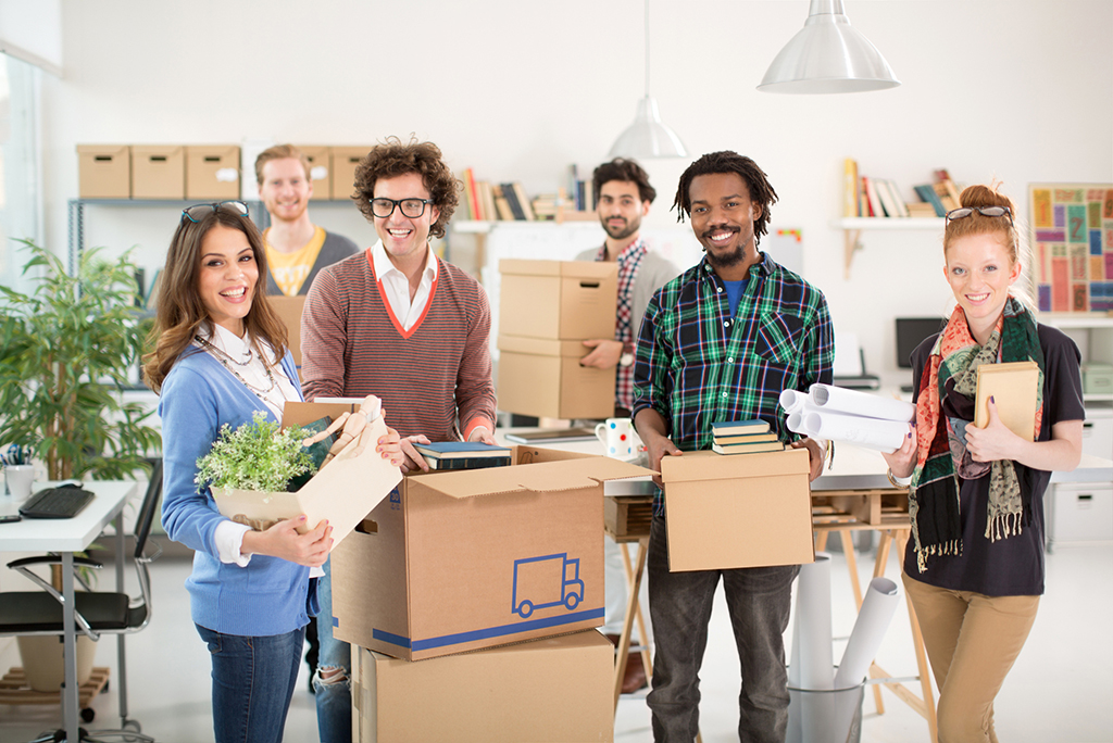 11 Tips for When You're Moving to a New Office Space