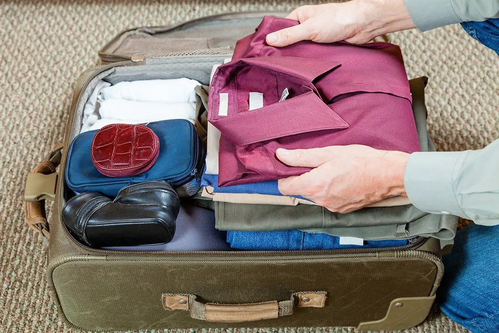 Here's How to Pack a Suitcase for a Move