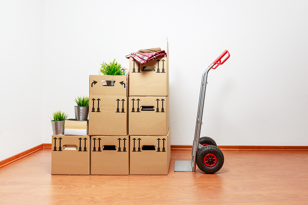 Where to Rent Moving Blankets, Equipment & Other Supplies