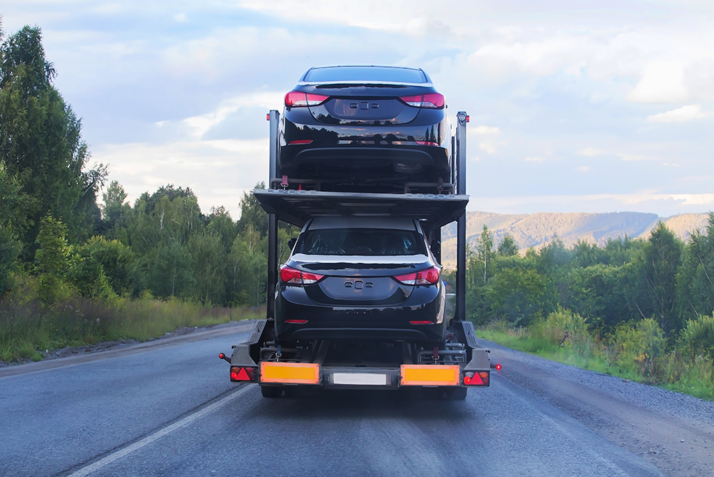 How to Transport a Car to Another State