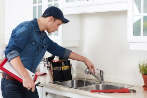 home inspection faucet