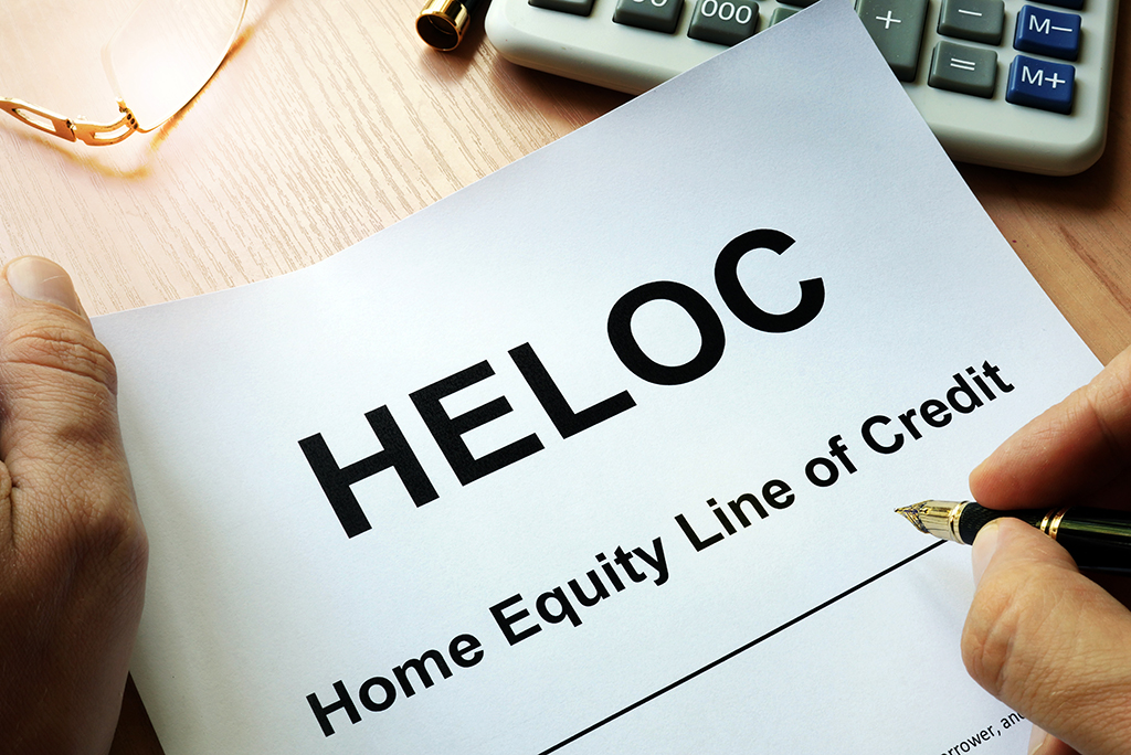 What is a Home Equity Line of Credit (HELOC)?