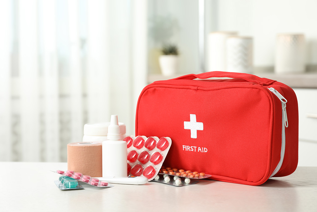 What To Put In Your Home's First Aid Kit