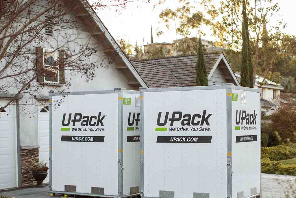 U-Pack ReloCube Moving Container Review