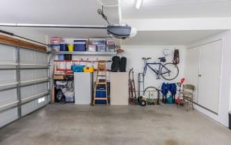 organize garage