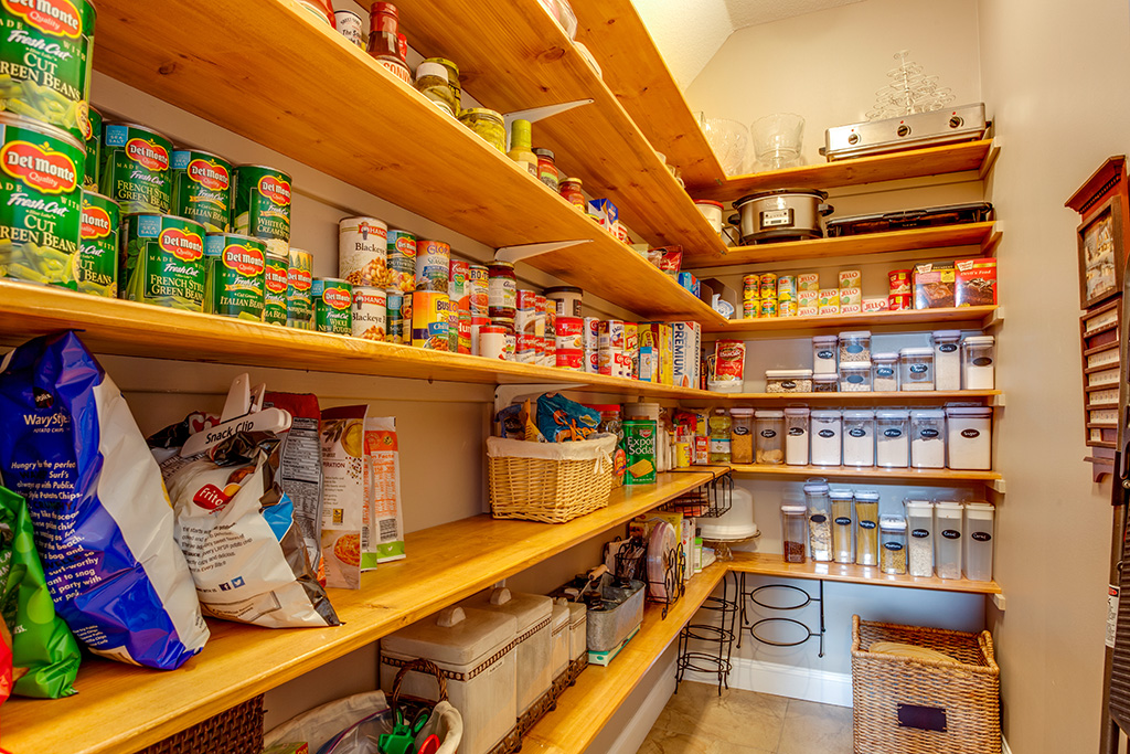 5 Tips for Organizing a Pantry
