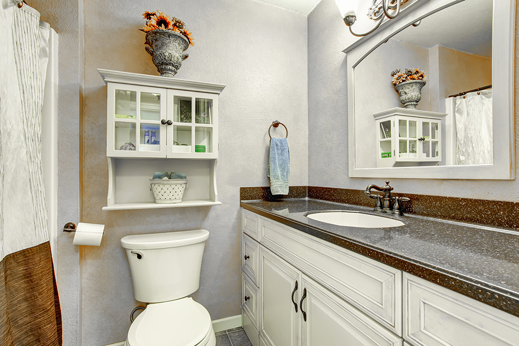 13 Tips And Tricks For Making The Most Of Your Small Bathroom Moving Com