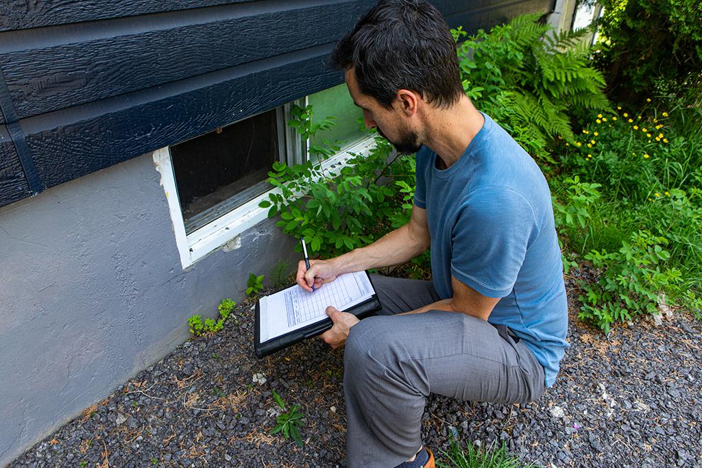 inspección pre-residencial