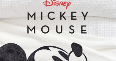 Pottery Barn just launched a line of home products inspired by Mickey Mouse