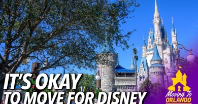 Moving to Orlando Show: It's Okay to Move For Disney