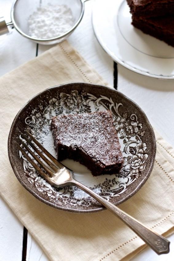 fudge brownies | movita beaucoup