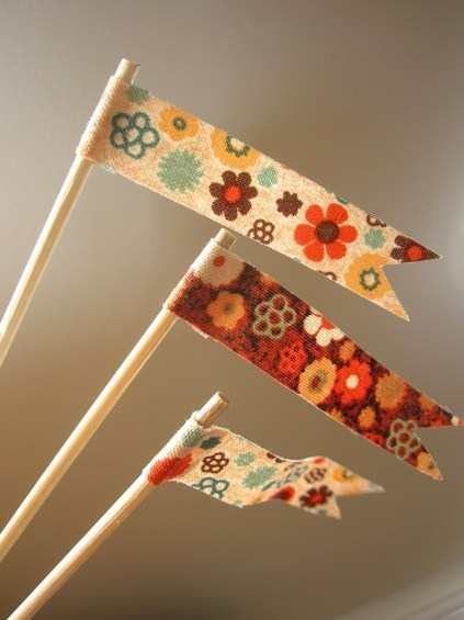 fabric flags