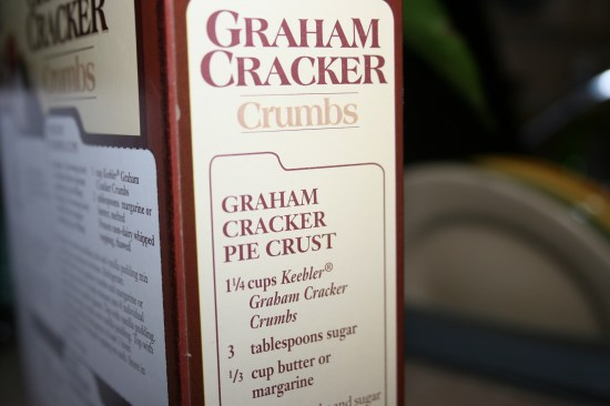 eliza's cherry graham crisp | movita beaucoup
