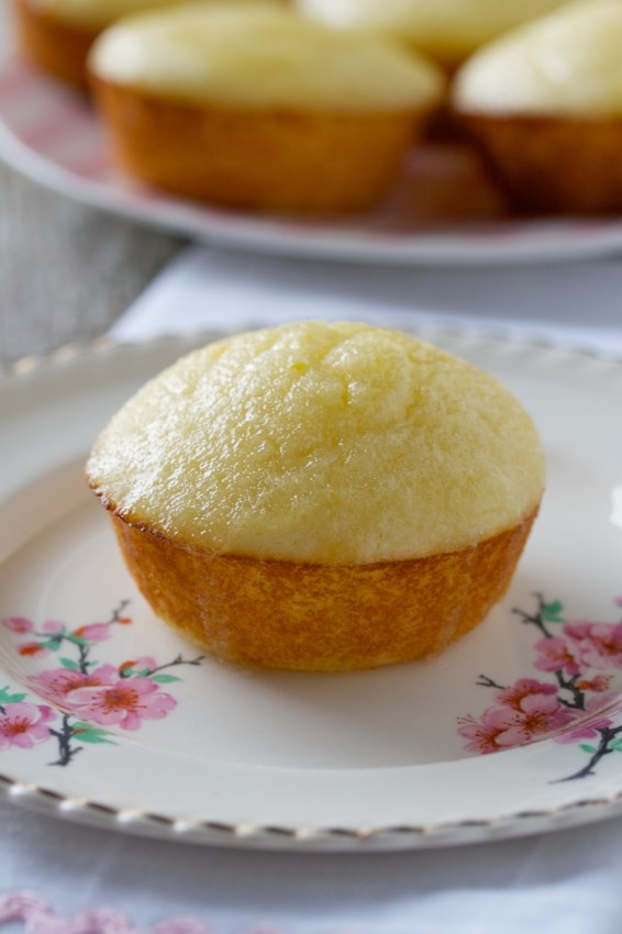 lemon tea muffins | movita beaucoup