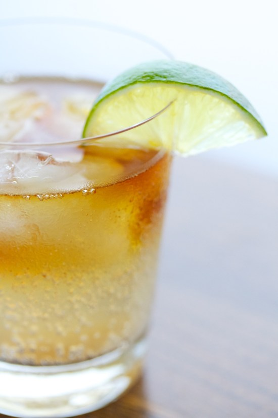 dark and stormy cocktail | movita beaucoup