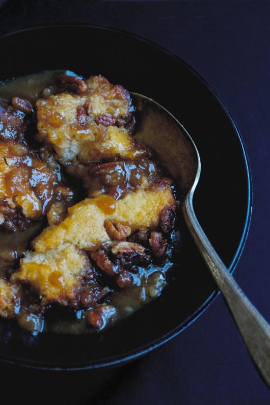 caramel dumplings | movita beaucoup