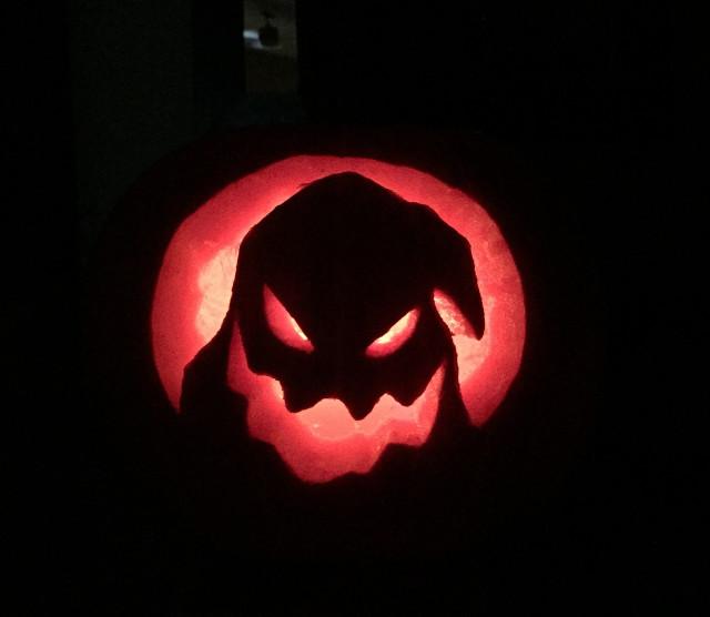 aaron's pumpkin | movitabeaucoup.com