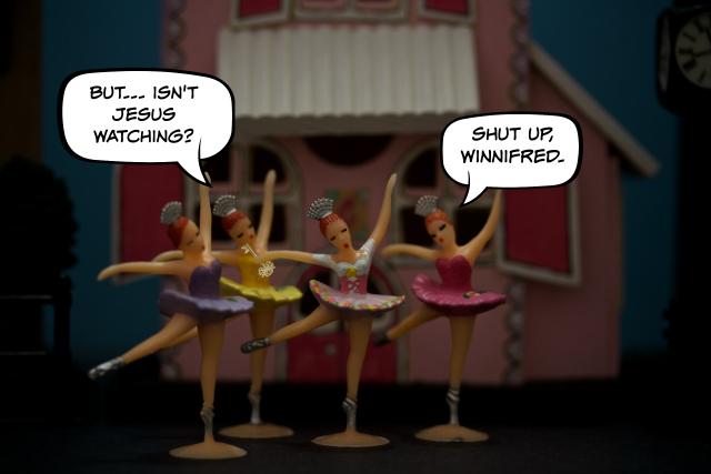 ballet explained: coppélia act 1 // movita beaucoup