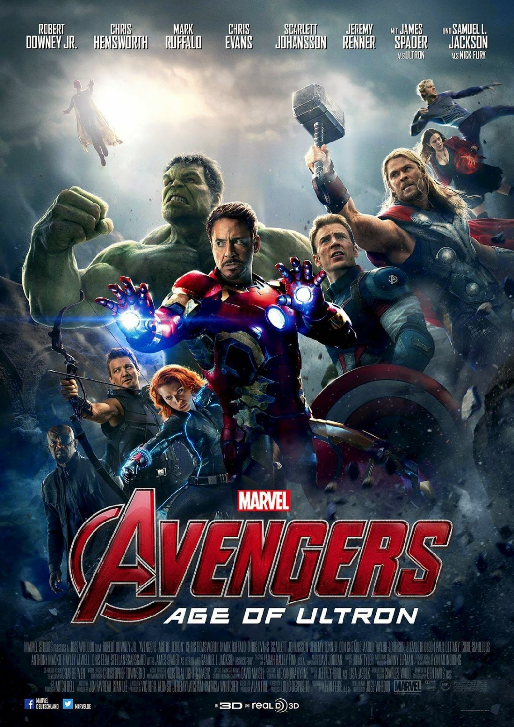 Avengers Age Of Ultron – Trailer 3