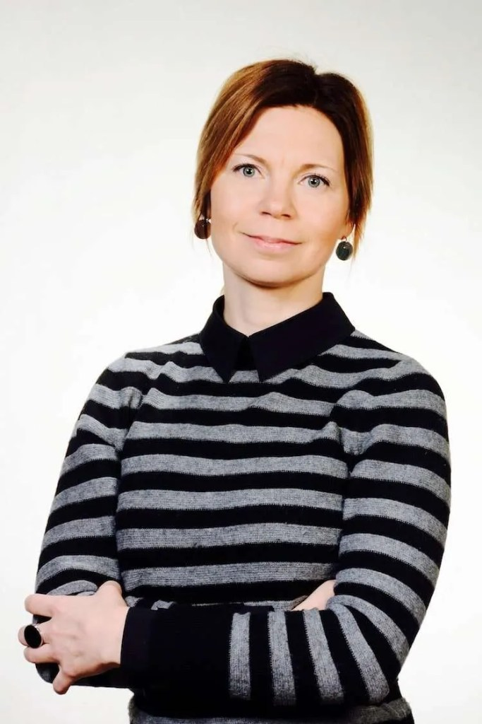 Piia Karjalainen Women in Shared Mobility