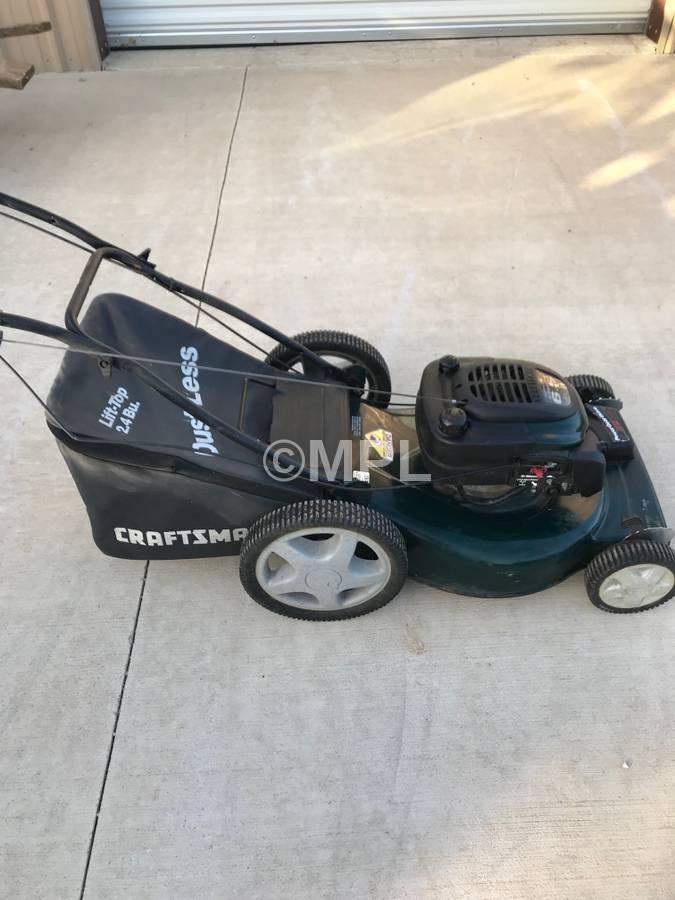 Replaces Craftsman Lawn Mower Model 917 Carburetor