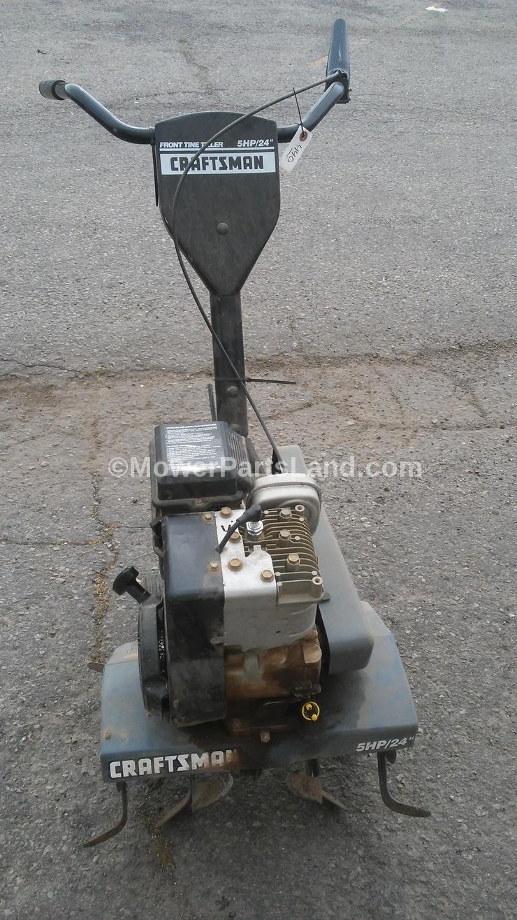 Carburetor For Craftsman Model 917 Tiller