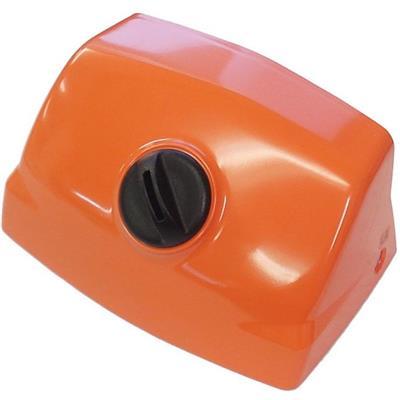 Carburettor box cover